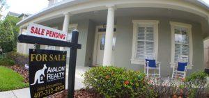 Avalon Park Realtor Sign